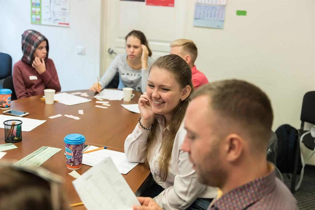 Клубы разговорного языка в москве курск ночной клуб вакансии