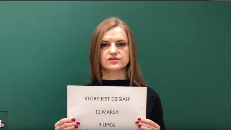 Порядкові числівники в польській мові.